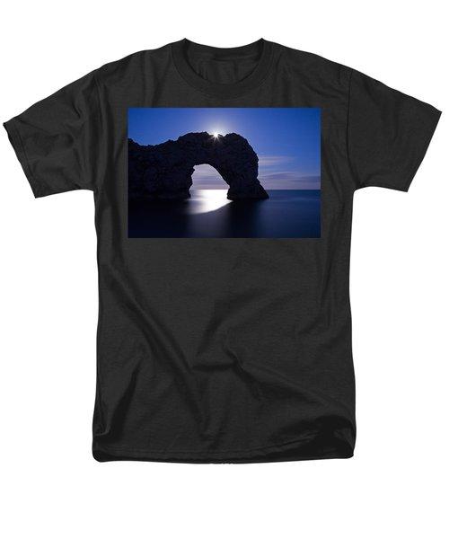 Under The Moonlight Men's T-Shirt  (Regular Fit) by Ian Middleton
