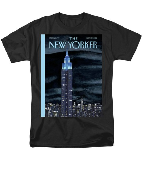 New Yorker November 19th, 2012 Men's T-Shirt  (Regular Fit)