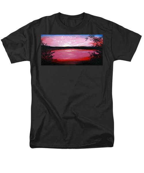 Men's T-Shirt  (Regular Fit) featuring the painting Vanquished by Meaghan Troup