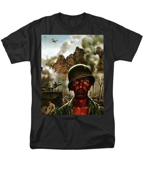 2000 Yard Stare Men's T-Shirt  (Regular Fit)