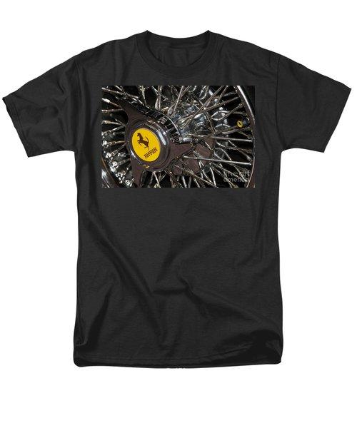 250 Wheel Men's T-Shirt  (Regular Fit) by Dennis Hedberg