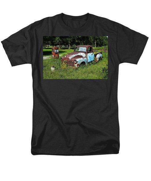 '48 Chevy Men's T-Shirt  (Regular Fit) by Paul Mashburn