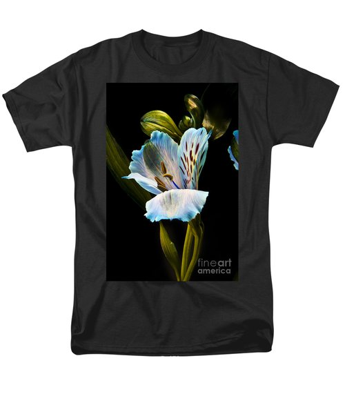 Flower Men's T-Shirt  (Regular Fit) by Gunnar Orn Arnason