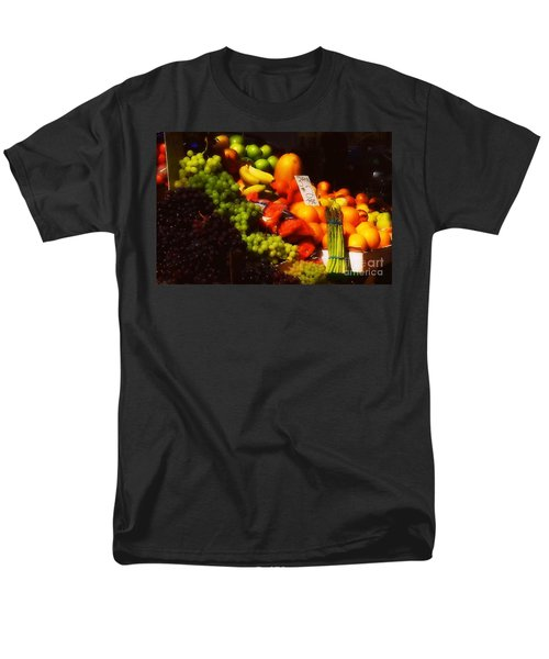 Men's T-Shirt  (Regular Fit) featuring the photograph 3 For 2 Dollars by Miriam Danar