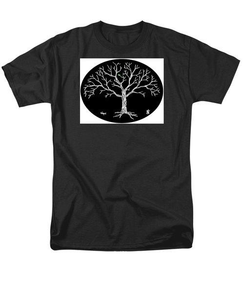 Hope Men's T-Shirt  (Regular Fit) by Jim Harris