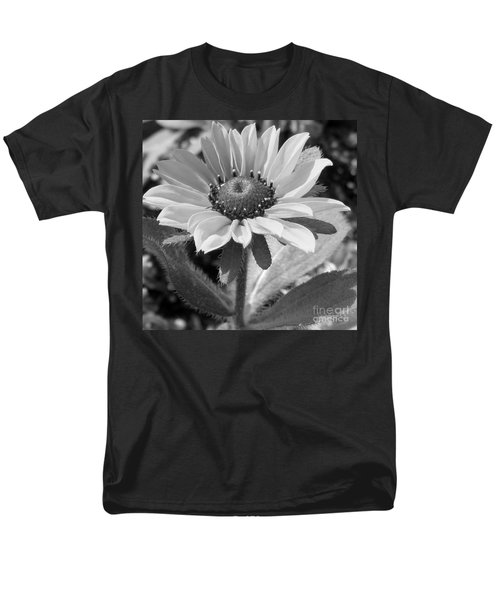 Men's T-Shirt  (Regular Fit) featuring the photograph Just A Flower by Janice Westerberg