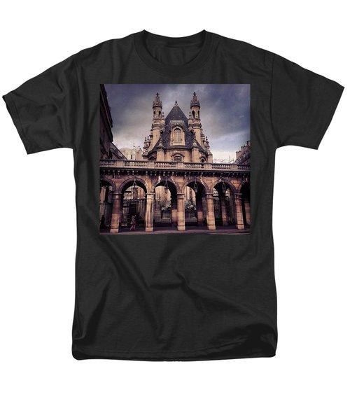 #paris Men's T-Shirt  (Regular Fit) by Allan Piper