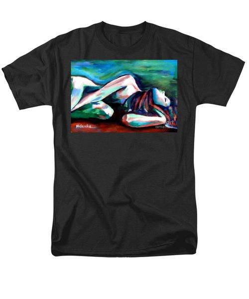 Silent Solitude Men's T-Shirt  (Regular Fit) by Helena Wierzbicki