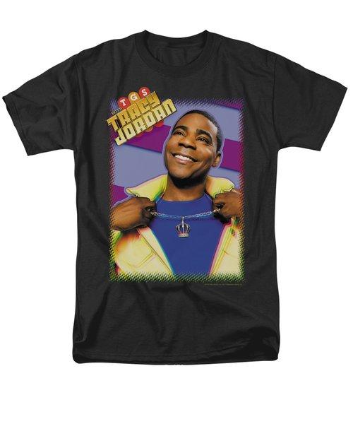 30 Rock - Tracy Jordan Men's T-Shirt  (Regular Fit) by Brand A