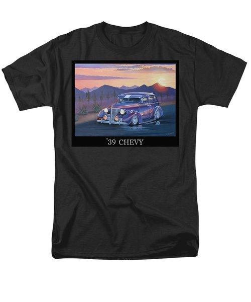 '39 Chevy Men's T-Shirt  (Regular Fit) by Stuart Swartz
