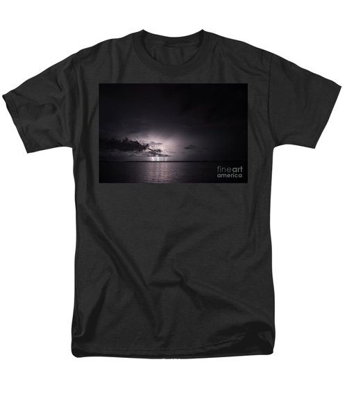 4 Bolts From Above Men's T-Shirt  (Regular Fit) by Quinn Sedam