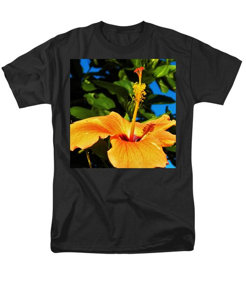 Men's T-Shirt  (Regular Fit) featuring the photograph Untouched Beauty by Faith Williams