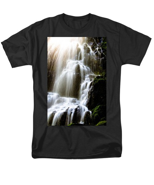 Fairy Falls Men's T-Shirt  (Regular Fit) by Patricia Babbitt