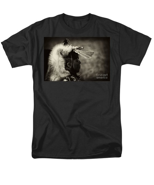 4 - Feathers Men's T-Shirt  (Regular Fit) by Paul W Faust -  Impressions of Light