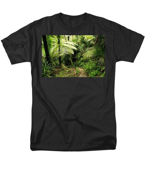 Forest Men's T-Shirt  (Regular Fit) by Les Cunliffe