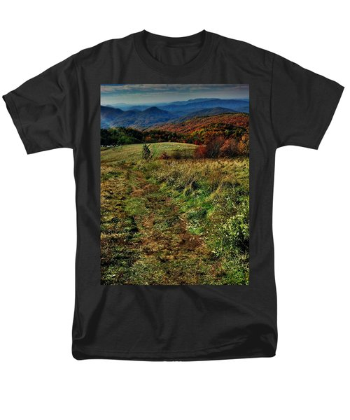 Max Patch Men's T-Shirt  (Regular Fit) by Janice Spivey