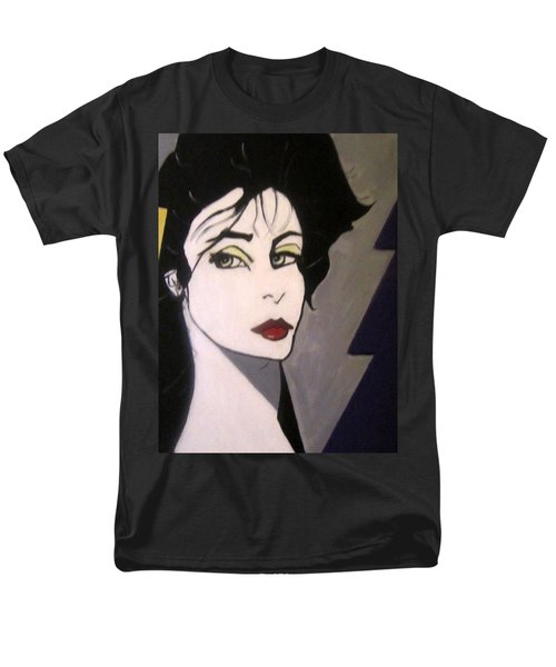Men's T-Shirt  (Regular Fit) featuring the painting Art Deco by Nora Shepley