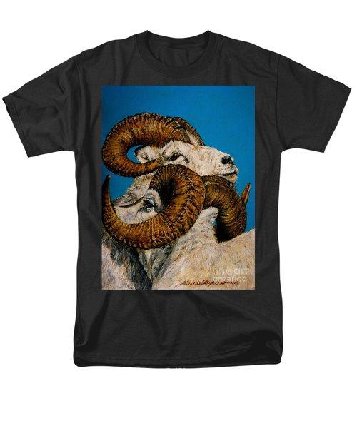 Horns Men's T-Shirt  (Regular Fit) by Linda Simon