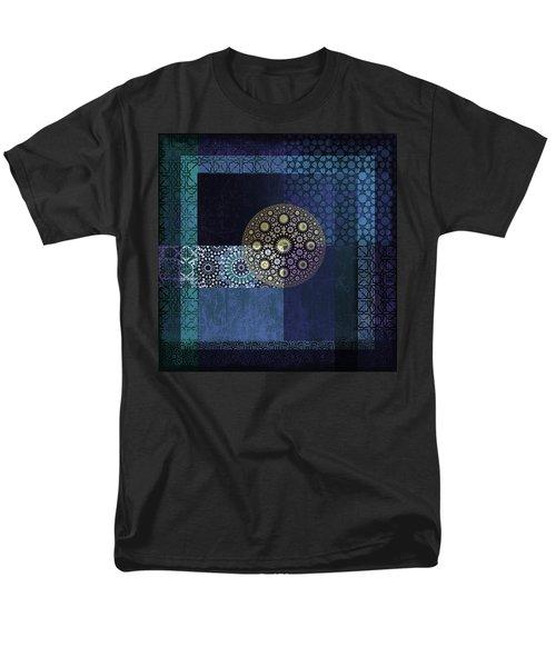 Islamic Motives Men's T-Shirt  (Regular Fit) by Corporate Art Task Force