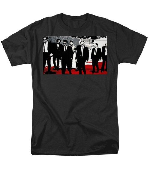 Reservoir Dogs Men's T-Shirt  (Regular Fit) by Luis Ludzska