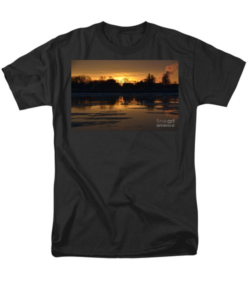 Sunrise Men's T-Shirt  (Regular Fit) by Randy J Heath