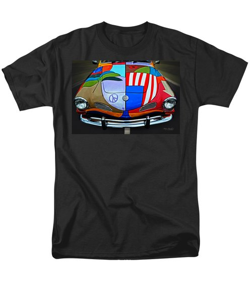 60s Wild Ride Men's T-Shirt  (Regular Fit) by Mary Machare