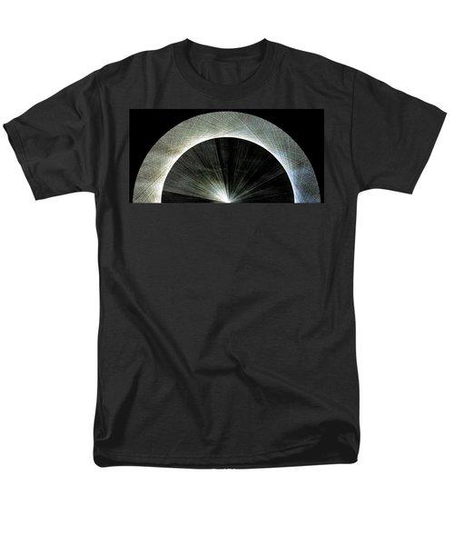720 Pi Half Rainbow Men's T-Shirt  (Regular Fit) by Jason Padgett