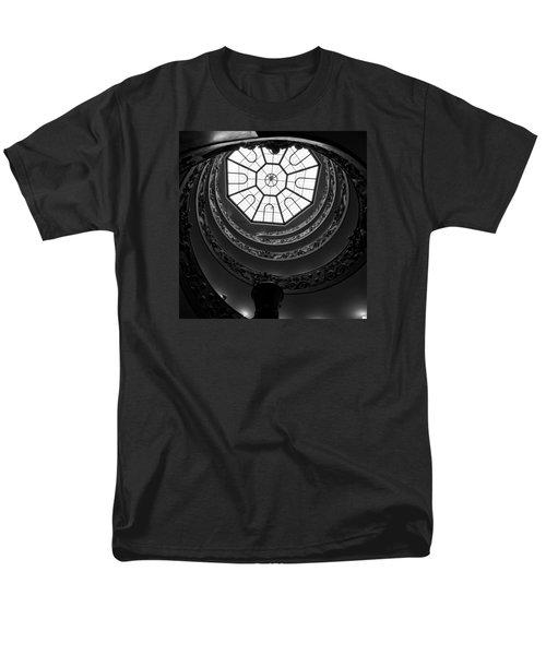 The Vatican Stairs Men's T-Shirt  (Regular Fit) by Jouko Lehto
