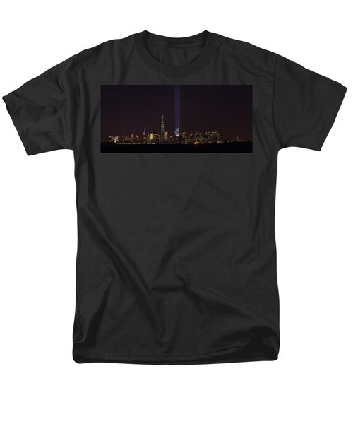 9.11.2014 Men's T-Shirt  (Regular Fit) by Kenneth Cole