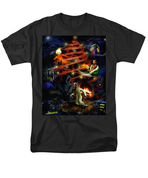 A Christmas Carol Men's T-Shirt  (Regular Fit)
