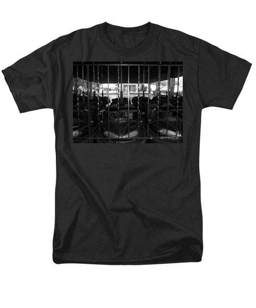 Men's T-Shirt  (Regular Fit) featuring the photograph A Classic Car by Michael Krek