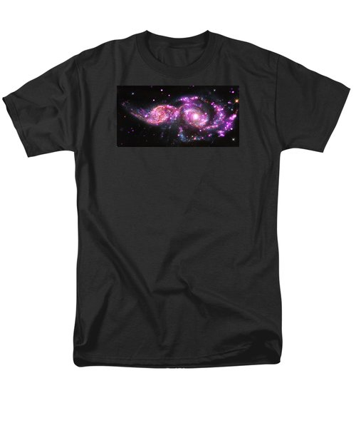 A Galactic Get-together Men's T-Shirt  (Regular Fit) by Nasa