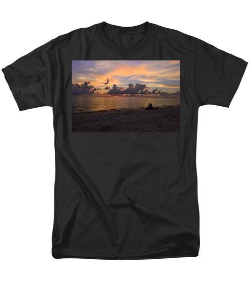 A Gentle Love Men's T-Shirt  (Regular Fit) by Melanie Moraga
