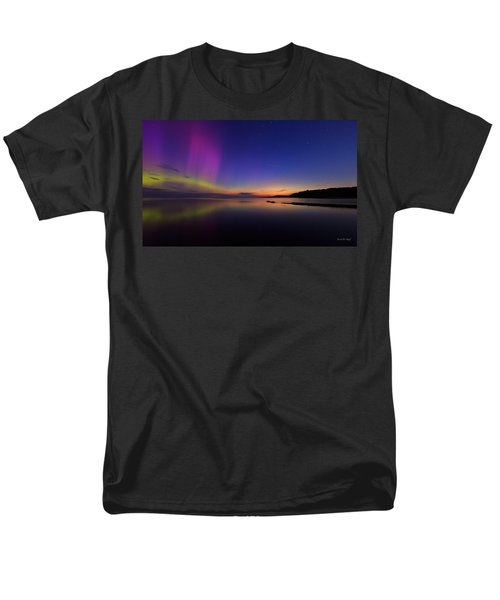 A Majestic Sky Men's T-Shirt  (Regular Fit) by Everet Regal