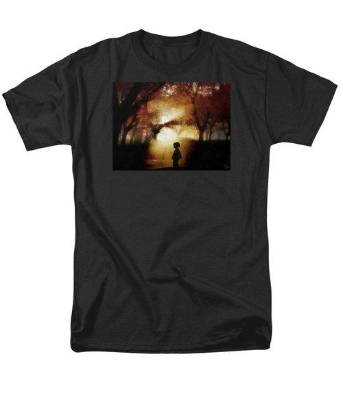 A Moment Beyond Time Men's T-Shirt  (Regular Fit) by Gun Legler