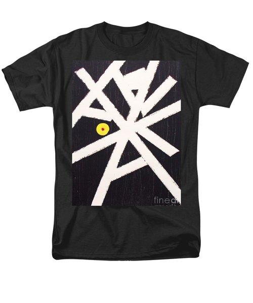 A Path Less Taken Men's T-Shirt  (Regular Fit) by Roberto Prusso