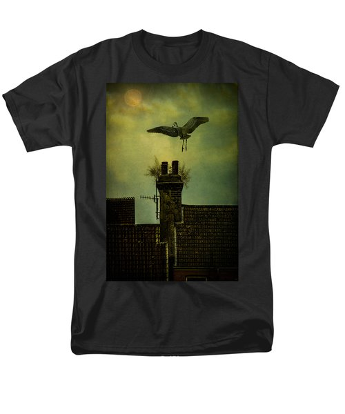 Men's T-Shirt  (Regular Fit) featuring the photograph A Room For The Night by Chris Lord