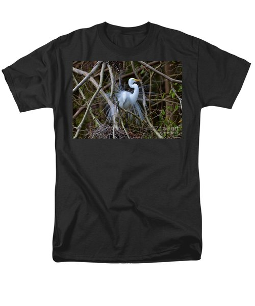 Men's T-Shirt  (Regular Fit) featuring the photograph A Season Of Love by Kathy Baccari