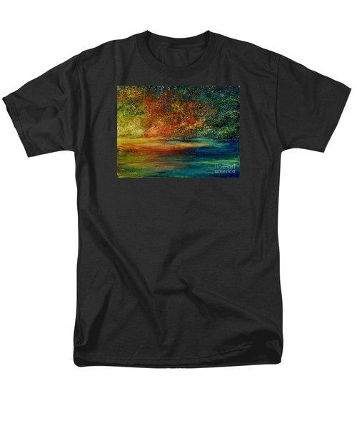 A View To Remember Men's T-Shirt  (Regular Fit) by Teresa Wegrzyn