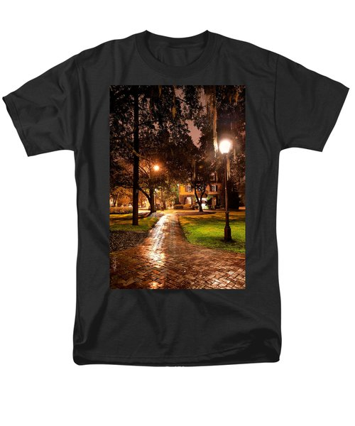 A Walk In The Park Men's T-Shirt  (Regular Fit)
