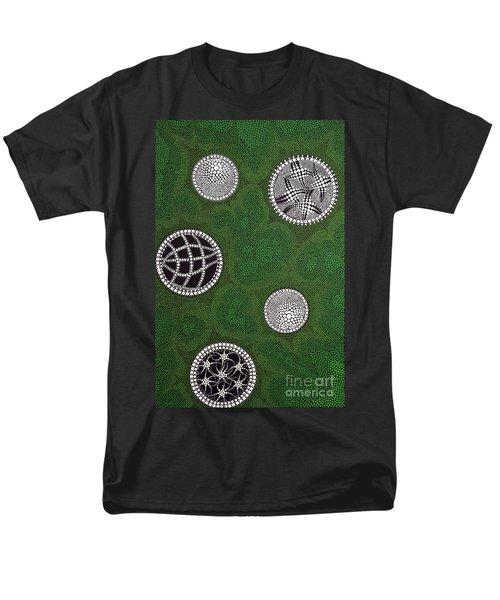Men's T-Shirt  (Regular Fit) featuring the painting Sold  by Mariusz Czajkowski