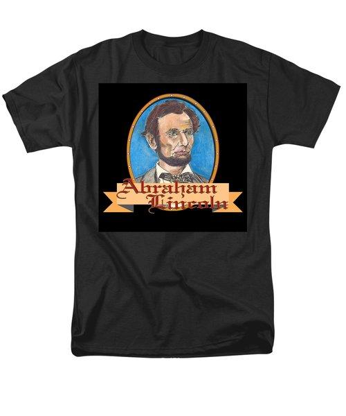 Abraham Lincoln Graphic Men's T-Shirt  (Regular Fit) by John Keaton