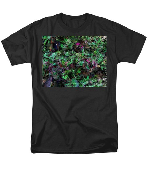 Abstraction 121514 Men's T-Shirt  (Regular Fit) by David Lane