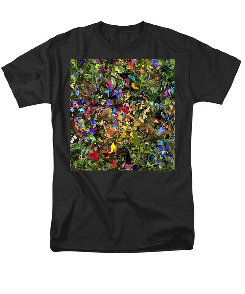 Abstraction 2 0211315 Men's T-Shirt  (Regular Fit) by David Lane