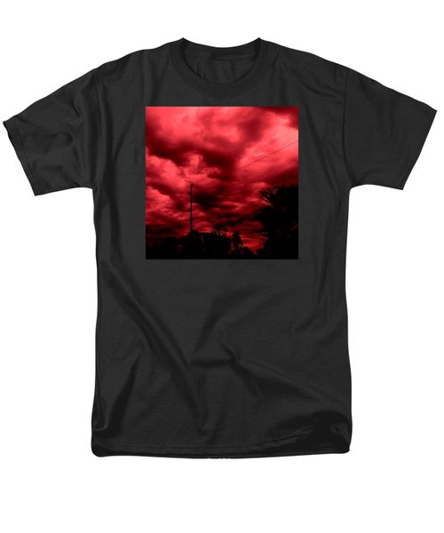 Abyss Of Passion Men's T-Shirt  (Regular Fit) by Jeff Iverson