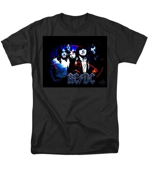 Ac/dc - Rock Men's T-Shirt  (Regular Fit)