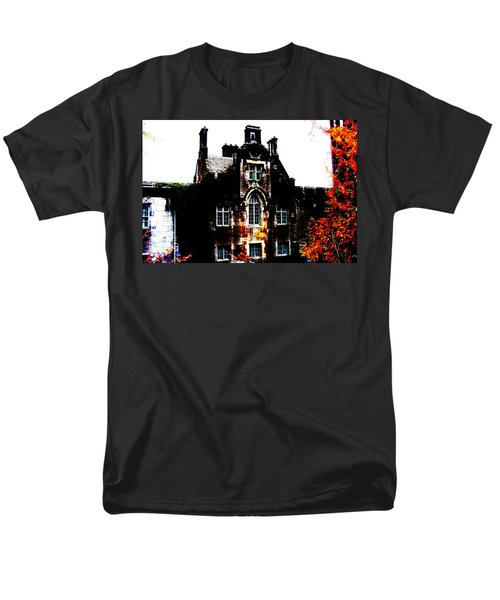 Men's T-Shirt  (Regular Fit) featuring the photograph Adare Manor by Charlie and Norma Brock