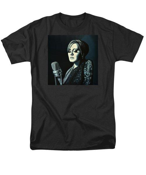 Adele Skyfall Painting Men's T-Shirt  (Regular Fit) by Paul Meijering