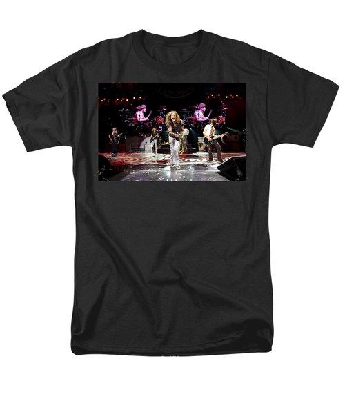 Aerosmith - Austin Texas 2012 Men's T-Shirt  (Regular Fit) by Epic Rights