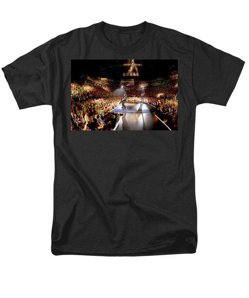 Aerosmith - Minneapolis 2012 Men's T-Shirt  (Regular Fit) by Epic Rights